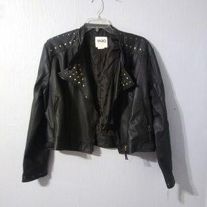 Moto jacket size 3x